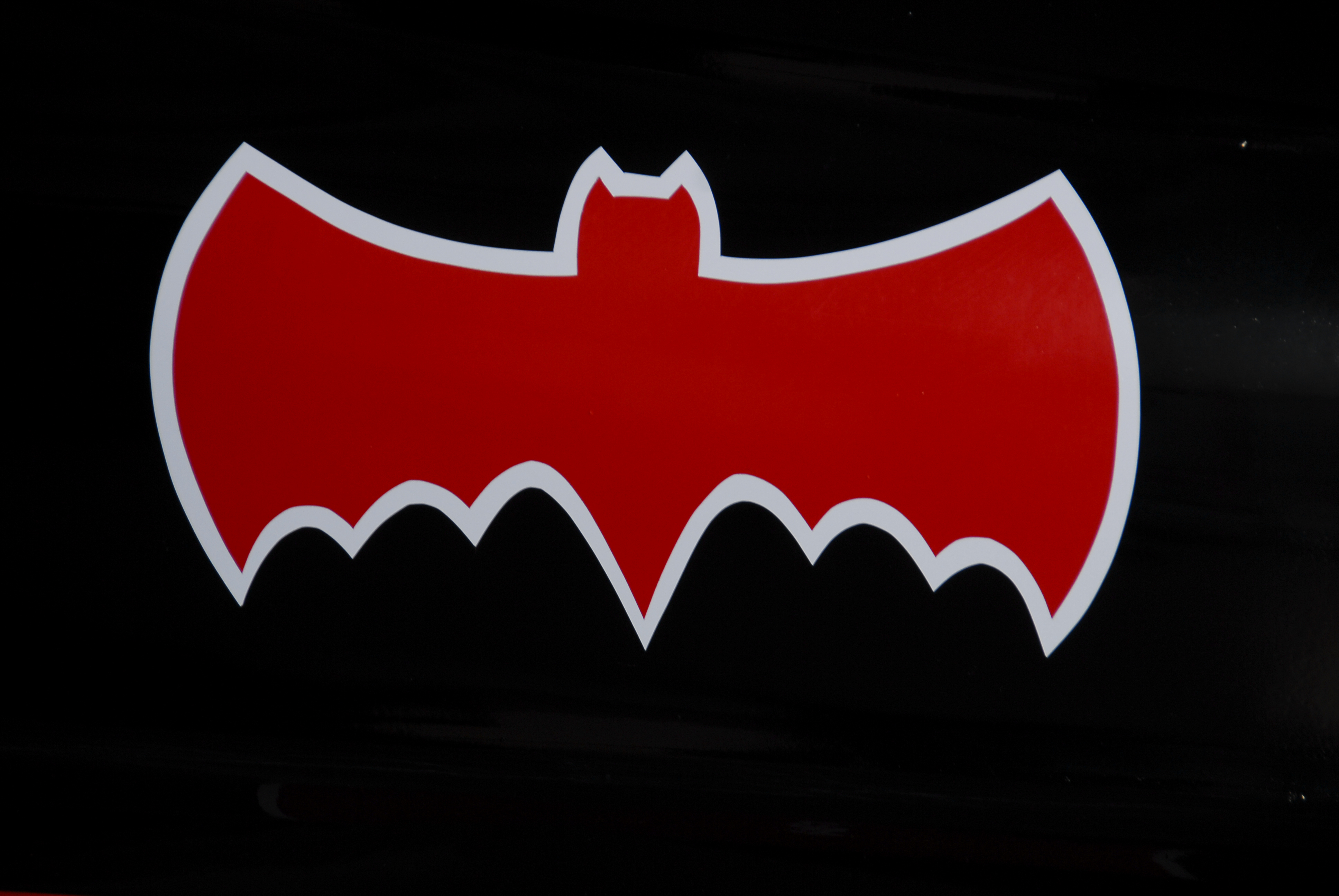 Bat Batmobile Batman Replica 1966 Adam West Superhero Crime  Bat Batmobile B...